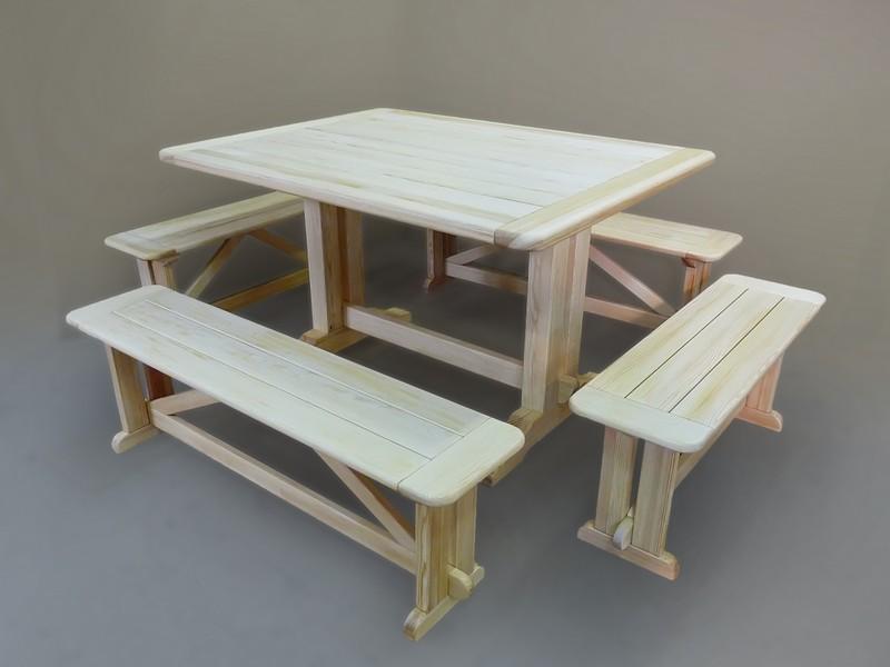Встроенные шкафы из дерева своими руками